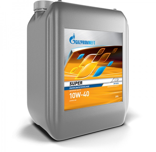 Gazpromneft Super 10W-40 б.50 л (41 500 г) ГПн