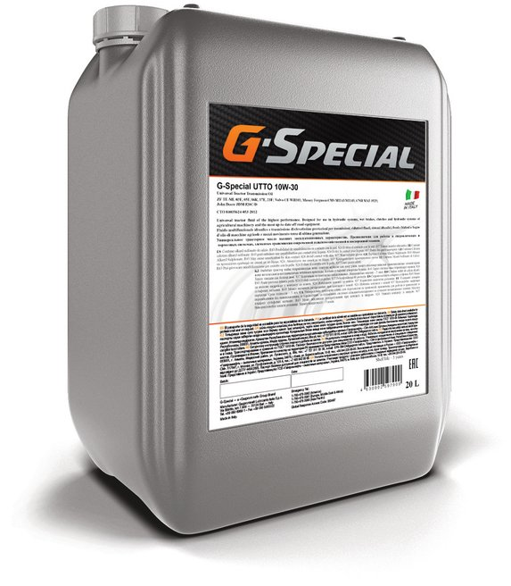 G-Special UTTO 10W-30 кан.20л (18 000 г) #