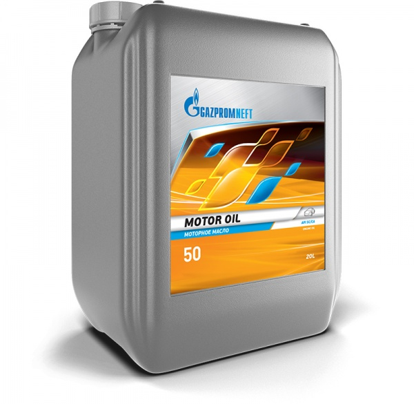 Gazpromneft Motor Oil 50 кан.20л (17 800 г) ГПн