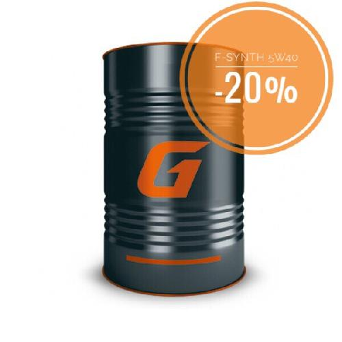 Акция!!! G-Energy F-Synth 5w40 -20%